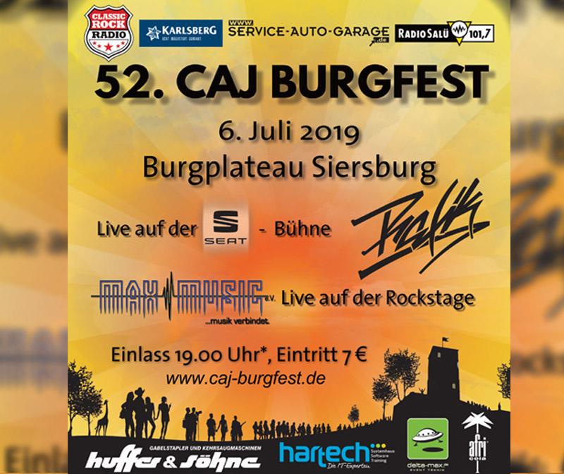 52. CAJ Burgfest