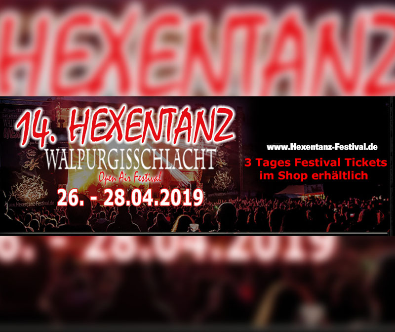 14. Hexentanz Open Air Festival 2019