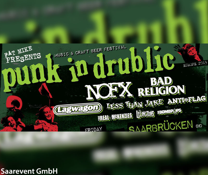 PUNK IN DRUBLIC 2019