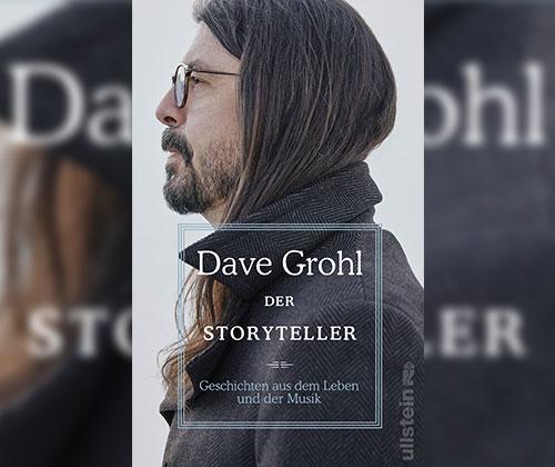 Gewinnspiel: Autobiografie von Dave Grohl